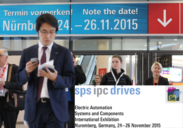 NEXT STEP: NUREMBERG SPS IPC DRIVES