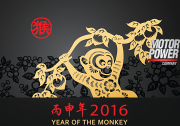Happy New Chinese Year!