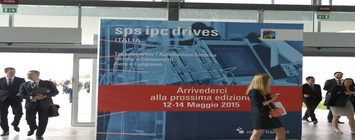 SPS IPC Drives Parma 2015