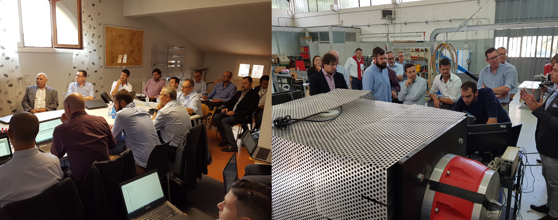 Focus on SKA DDR application solution during our Distributor Days